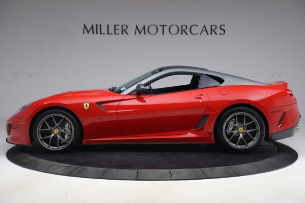 Used 2011 Ferrari 599 GTO for sale $699,900 at Alfa Romeo of Westport in Westport CT 06880 3