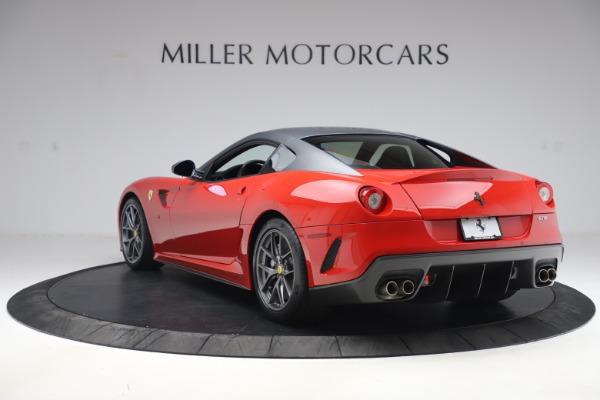 Used 2011 Ferrari 599 GTO for sale $699,900 at Alfa Romeo of Westport in Westport CT 06880 5