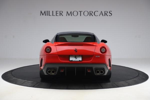 Used 2011 Ferrari 599 GTO for sale $699,900 at Alfa Romeo of Westport in Westport CT 06880 6