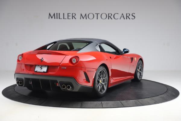 Used 2011 Ferrari 599 GTO for sale $699,900 at Alfa Romeo of Westport in Westport CT 06880 7