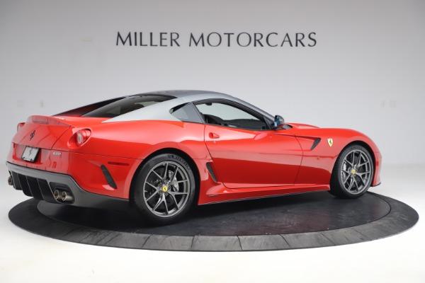 Used 2011 Ferrari 599 GTO for sale $699,900 at Alfa Romeo of Westport in Westport CT 06880 8