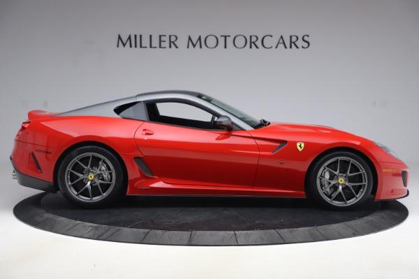 Used 2011 Ferrari 599 GTO for sale $699,900 at Alfa Romeo of Westport in Westport CT 06880 9