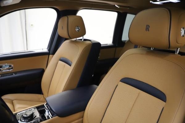 Used 2019 Rolls-Royce Cullinan for sale Sold at Alfa Romeo of Westport in Westport CT 06880 14