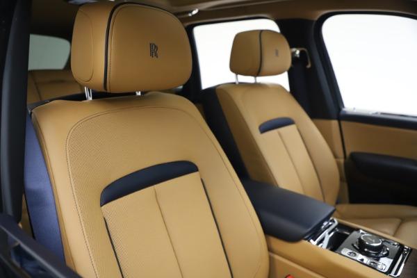 Used 2019 Rolls-Royce Cullinan for sale Sold at Alfa Romeo of Westport in Westport CT 06880 15
