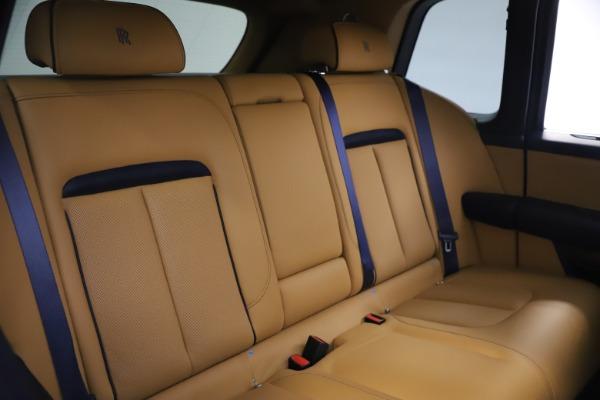 Used 2019 Rolls-Royce Cullinan for sale Sold at Alfa Romeo of Westport in Westport CT 06880 18