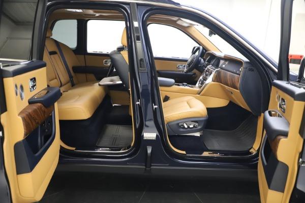 Used 2019 Rolls-Royce Cullinan for sale Sold at Alfa Romeo of Westport in Westport CT 06880 22