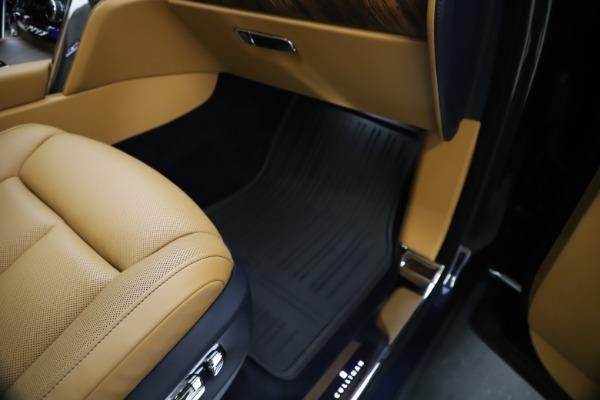 Used 2019 Rolls-Royce Cullinan for sale Sold at Alfa Romeo of Westport in Westport CT 06880 28