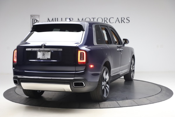 Used 2019 Rolls-Royce Cullinan for sale Sold at Alfa Romeo of Westport in Westport CT 06880 8