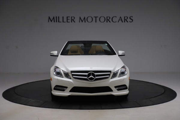 Used 2012 Mercedes-Benz E-Class E 550 for sale Call for price at Alfa Romeo of Westport in Westport CT 06880 10