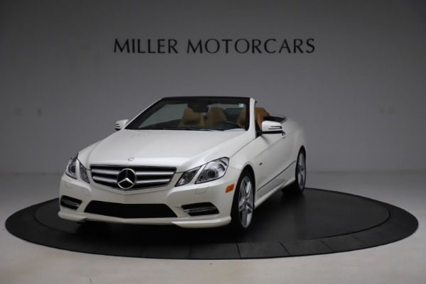 Used 2012 Mercedes-Benz E-Class E 550 for sale Call for price at Alfa Romeo of Westport in Westport CT 06880 11