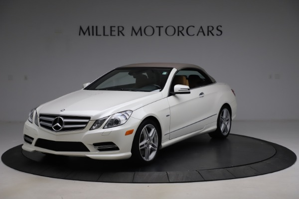 Used 2012 Mercedes-Benz E-Class E 550 for sale Call for price at Alfa Romeo of Westport in Westport CT 06880 12