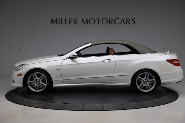 Used 2012 Mercedes-Benz E-Class E 550 for sale Call for price at Alfa Romeo of Westport in Westport CT 06880 13
