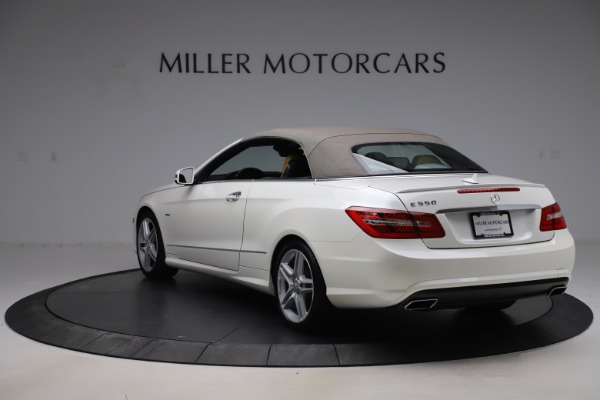 Used 2012 Mercedes-Benz E-Class E 550 for sale Call for price at Alfa Romeo of Westport in Westport CT 06880 14