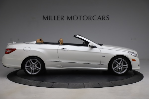 Used 2012 Mercedes-Benz E-Class E 550 for sale Call for price at Alfa Romeo of Westport in Westport CT 06880 15