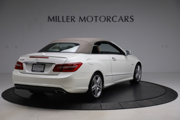 Used 2012 Mercedes-Benz E-Class E 550 for sale Call for price at Alfa Romeo of Westport in Westport CT 06880 16
