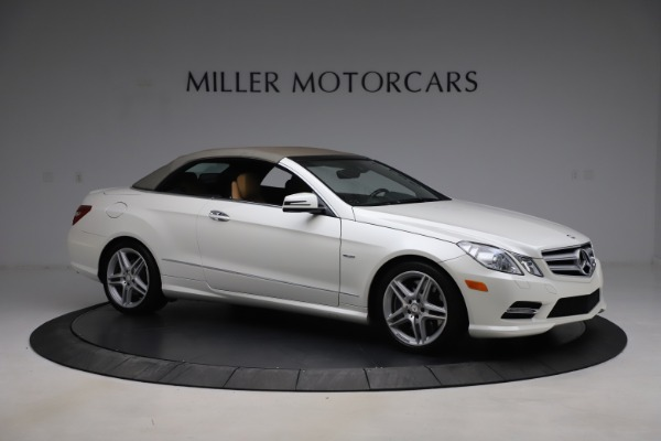 Used 2012 Mercedes-Benz E-Class E 550 for sale Call for price at Alfa Romeo of Westport in Westport CT 06880 18