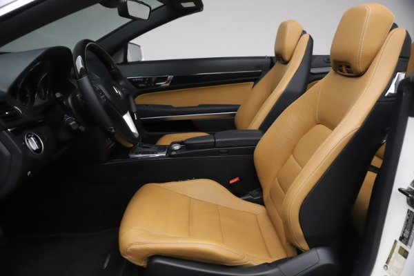 Used 2012 Mercedes-Benz E-Class E 550 for sale Call for price at Alfa Romeo of Westport in Westport CT 06880 21