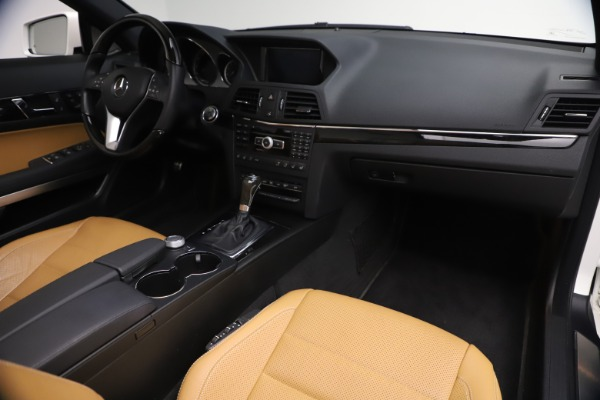 Used 2012 Mercedes-Benz E-Class E 550 for sale Call for price at Alfa Romeo of Westport in Westport CT 06880 27
