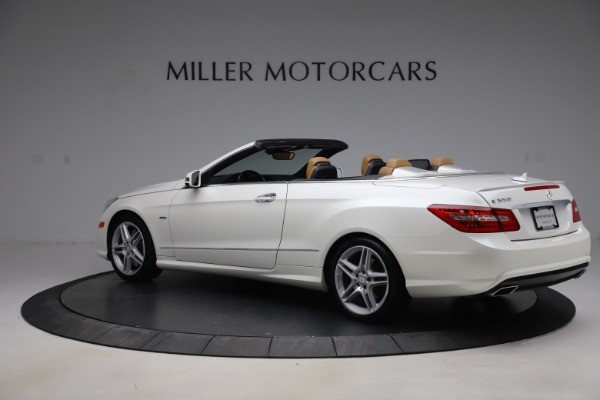 Used 2012 Mercedes-Benz E-Class E 550 for sale Call for price at Alfa Romeo of Westport in Westport CT 06880 3