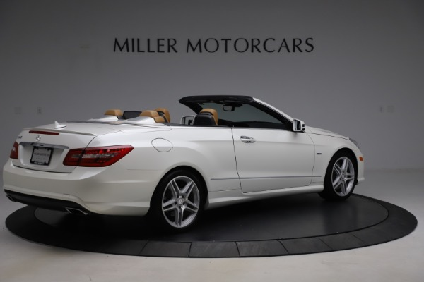 Used 2012 Mercedes-Benz E-Class E 550 for sale Call for price at Alfa Romeo of Westport in Westport CT 06880 7