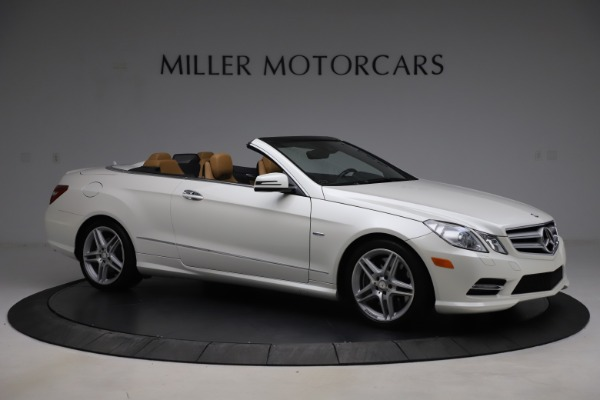 Used 2012 Mercedes-Benz E-Class E 550 for sale Call for price at Alfa Romeo of Westport in Westport CT 06880 8