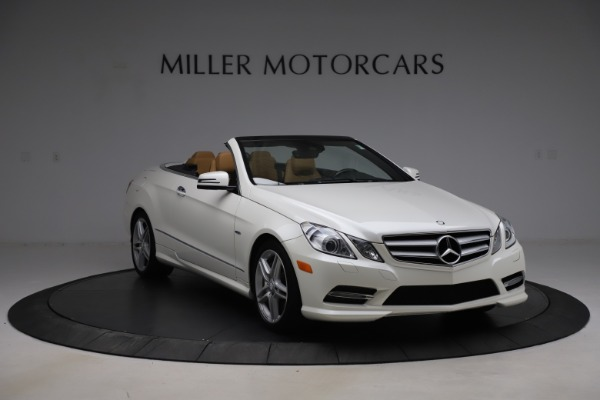 Used 2012 Mercedes-Benz E-Class E 550 for sale Call for price at Alfa Romeo of Westport in Westport CT 06880 9