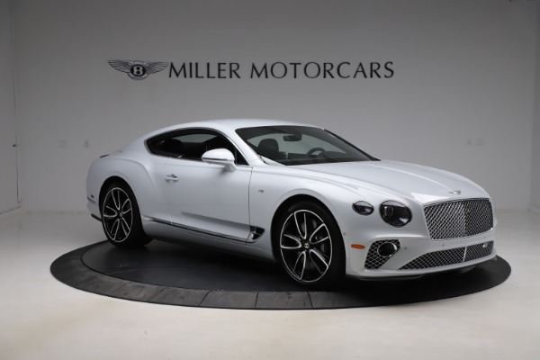 New 2020 Bentley Continental GT V8 for sale $283,430 at Alfa Romeo of Westport in Westport CT 06880 11