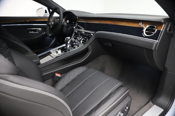 New 2020 Bentley Continental GT V8 for sale $283,430 at Alfa Romeo of Westport in Westport CT 06880 21