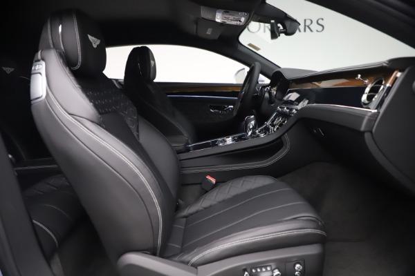 New 2020 Bentley Continental GT V8 for sale $283,430 at Alfa Romeo of Westport in Westport CT 06880 22