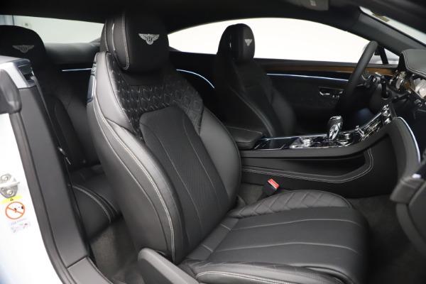New 2020 Bentley Continental GT V8 for sale $283,430 at Alfa Romeo of Westport in Westport CT 06880 23
