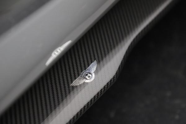 New 2020 Bentley Continental GT V8 for sale $283,430 at Alfa Romeo of Westport in Westport CT 06880 26