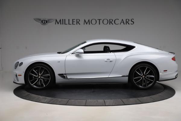 New 2020 Bentley Continental GT V8 for sale $283,430 at Alfa Romeo of Westport in Westport CT 06880 3