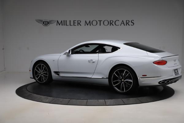 New 2020 Bentley Continental GT V8 for sale $283,430 at Alfa Romeo of Westport in Westport CT 06880 4