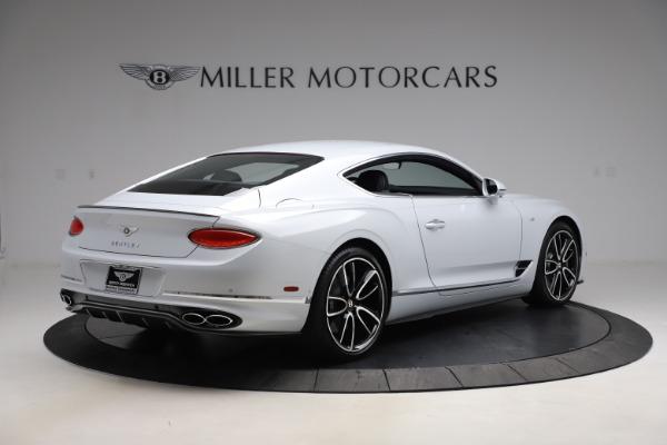 New 2020 Bentley Continental GT V8 for sale $283,430 at Alfa Romeo of Westport in Westport CT 06880 8