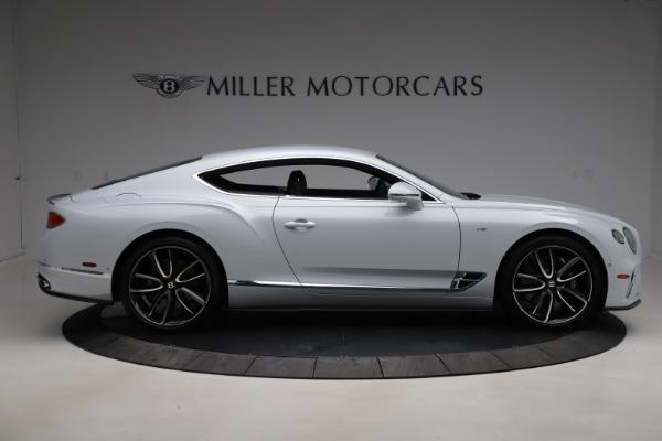 New 2020 Bentley Continental GT V8 for sale $283,430 at Alfa Romeo of Westport in Westport CT 06880 9
