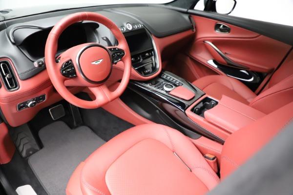 New 2021 Aston Martin DBX for sale $200,986 at Alfa Romeo of Westport in Westport CT 06880 13