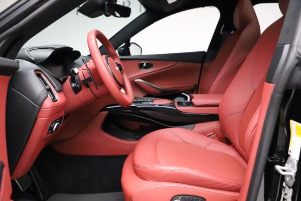 New 2021 Aston Martin DBX for sale $200,986 at Alfa Romeo of Westport in Westport CT 06880 14