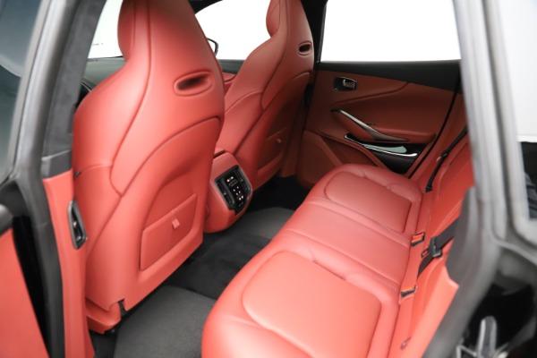 New 2021 Aston Martin DBX for sale $200,986 at Alfa Romeo of Westport in Westport CT 06880 17