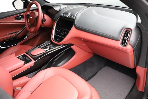New 2021 Aston Martin DBX for sale $200,986 at Alfa Romeo of Westport in Westport CT 06880 19