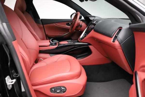 New 2021 Aston Martin DBX for sale $200,986 at Alfa Romeo of Westport in Westport CT 06880 20