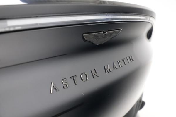 New 2021 Aston Martin DBX for sale $200,986 at Alfa Romeo of Westport in Westport CT 06880 22