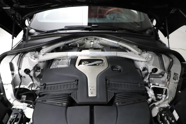 New 2021 Aston Martin DBX for sale $200,986 at Alfa Romeo of Westport in Westport CT 06880 25