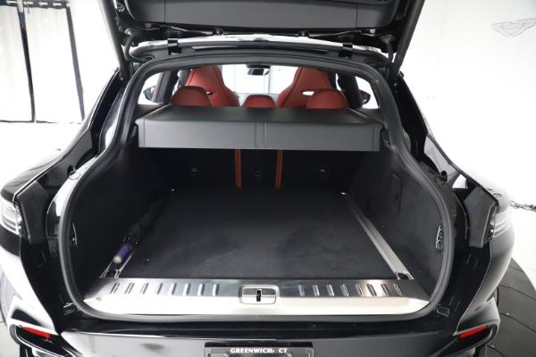 New 2021 Aston Martin DBX for sale $200,986 at Alfa Romeo of Westport in Westport CT 06880 26
