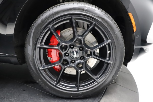 New 2021 Aston Martin DBX for sale $200,986 at Alfa Romeo of Westport in Westport CT 06880 27