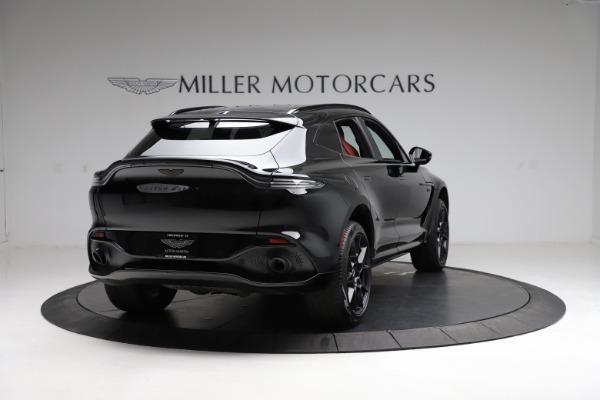 New 2021 Aston Martin DBX SUV for sale $200,986 at Alfa Romeo of Westport in Westport CT 06880 6