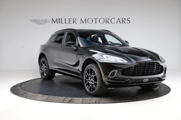 New 2021 Aston Martin DBX for sale $212,686 at Alfa Romeo of Westport in Westport CT 06880 10