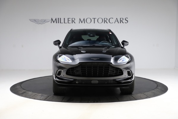 New 2021 Aston Martin DBX for sale $212,686 at Alfa Romeo of Westport in Westport CT 06880 11