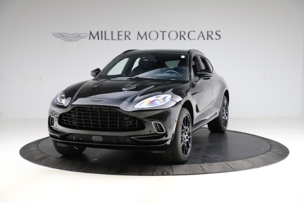 New 2021 Aston Martin DBX for sale $212,686 at Alfa Romeo of Westport in Westport CT 06880 12