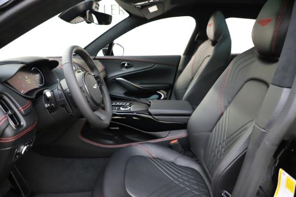 New 2021 Aston Martin DBX SUV for sale $212,686 at Alfa Romeo of Westport in Westport CT 06880 13