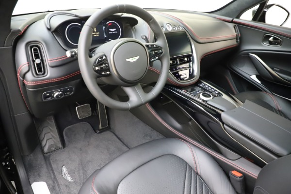 New 2021 Aston Martin DBX SUV for sale $212,686 at Alfa Romeo of Westport in Westport CT 06880 14